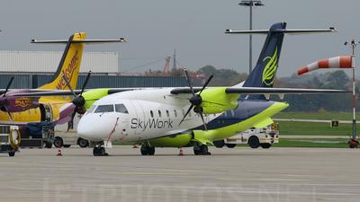 HB-AES - Dornier Do-328-100 - Sky Work Airlines