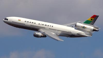 9G-ANE - McDonnell Douglas DC-10-30 - Ghana Airways