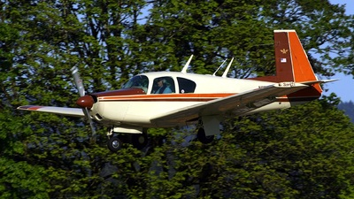 N1296X - Mooney M20E Super 21 - Untitled