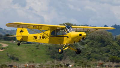 ZK-TOW - Piper PA-18-150 Super Cub - Bay Flight International