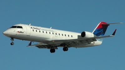 Bombardier CRJ-200ER - Delta Connection (SkyWest Airlines)