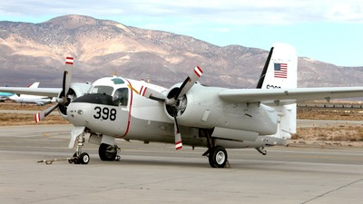 N8110X - Grumman S-2F-1 Tracker - Private