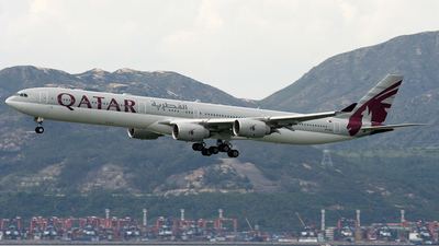 A7-AGD - Airbus A340-642 - Qatar Airways