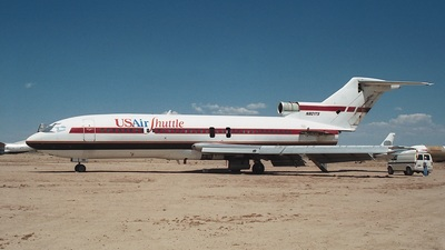 N901TS - Boeing 727-25 - USAir Shuttle