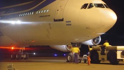 LV-ZPJ - Airbus A340-211 - Aerolíneas Argentinas