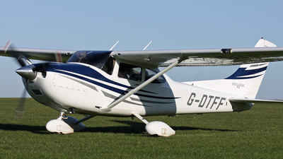 A picture of GDTFF - Cessna T182T Turbo Skylane - [T18208474] - © hjcurtis