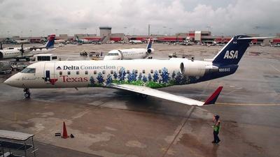 Bombardier CRJ-200LR - Delta Connection (Atlantic Southeast Airlines)