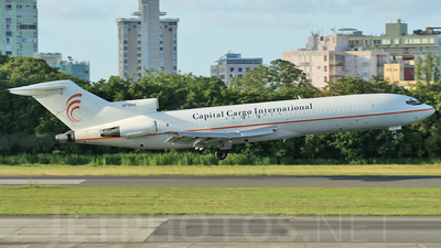 N715AA - Boeing 727-223(Adv)(F) - Capital Cargo International Airlines