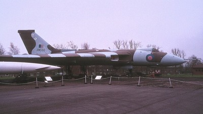 XM598 - Avro 698 Vulcan B.2 - United Kingdom - Royal Air Force (RAF)
