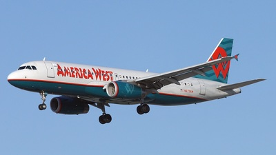 N673AW - Airbus A320-232 - America West Airlines