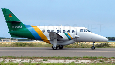 HI-746CT - British Aerospace Jetstream 31 - Caribair