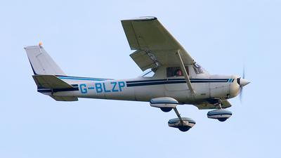 G-BLZP - Reims-Cessna F152 II - East Midlands Flying School