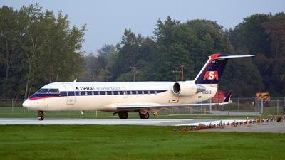 Bombardier CRJ-200ER - Delta Connection (Atlantic Southeast Airlines)