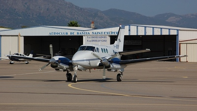 F-BOSY - Beechcraft A90 King Air - Private