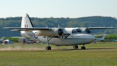 G-BXES - Percival Pembroke C.1 - Air Atlantique