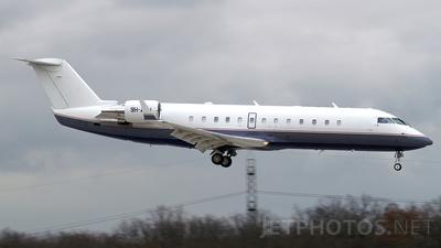 9H-AFU - Bombardier CRJ-100SE - Carree Aviation