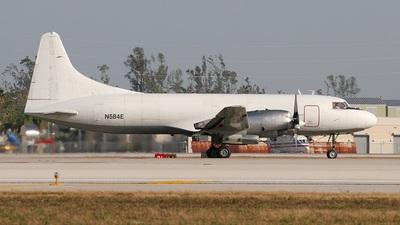 N584E - Convair CV-580(F)(SCD) - Air Tahoma
