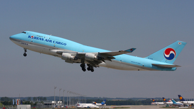 HL7412 - Boeing 747-4B5(BCF) - Korean Air Cargo