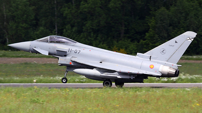 C.16-27 - Eurofighter Typhoon EF2000 - Spain - Air Force