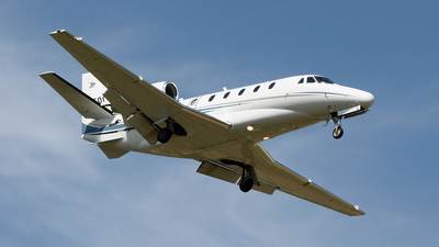 N550CS - Cessna 560XL Citation Excel - Private