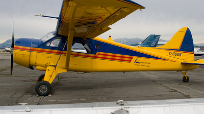 A picture of CGUDK - De Havilland Canada DHC3T - [349] - © Mike Head - Jet Wash Photos