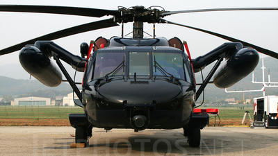 01-715 - Sikorsky HH-60P Blackhawk - South Korea - Air Force