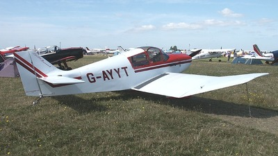 A picture of GAYYT - Jodel DR1050 Sicile Record - [587] - © Paul Chandler