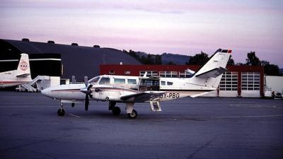 OY-PBG - Reims-Cessna F406 Caravan II - Private