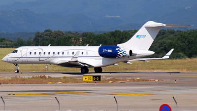 OY-MSI - Bombardier BD-700-1A10 Global Express - Execujet Scandinavia