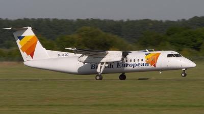 G-JEDD - Bombardier Dash 8-311 - Flybe