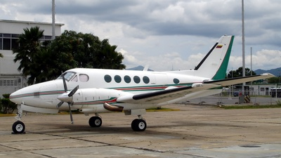 YV-127CP - Beechcraft 100 King Air - Private