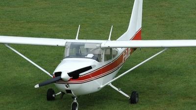 G-BJDE - Reims-Cessna F172M Skyhawk - Private