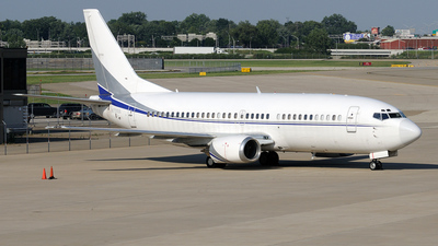 N731VA - Boeing 737-33A - Private