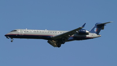 N511MJ - Bombardier CRJ-701 - United Express (Mesa Airlines)