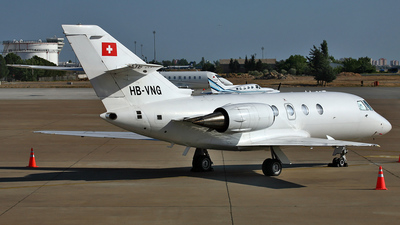 HB-VNG - Dassault Falcon 200 - Sphinx Wings