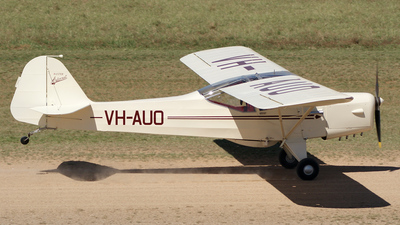 VH-AUO - Auster J1 - Private