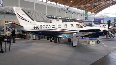 N850FA - Socata TBM-850 - Private
