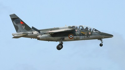 E102 - Dassault-Breguet-Dornier Alpha Jet E - France - Air Force