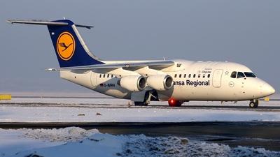 D-AVRH - British Aerospace Avro RJ85 - Lufthansa Regional (CityLine)