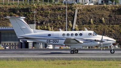 CS-DDU - Beechcraft 200 Super King Air - Omni Aviação e Tecnologia