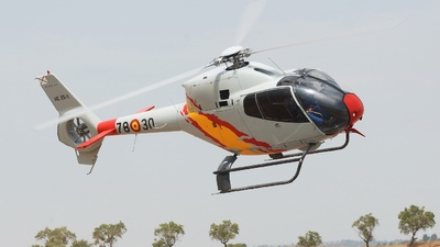 HE.25-11 - Eurocopter EC 120B Colibri - Spain - Air Force