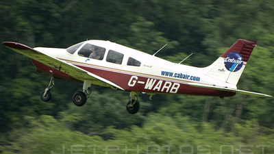 A picture of GWARB - Piper PA28161 - [2842034] - © Oliver Holmes