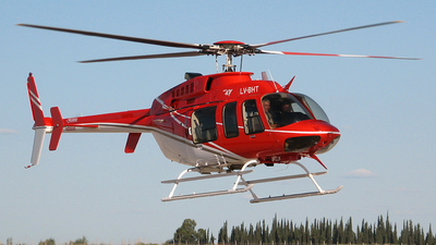 LV-BHT - Bell 407 - Private