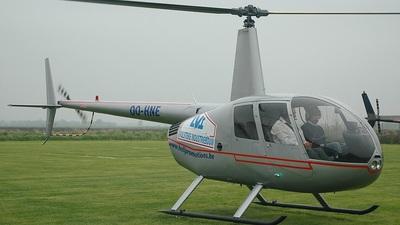OO-HNE - Robinson R44 Raven II - Vulsteke International