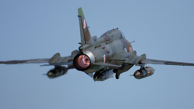 9306 - Sukhoi Su-22M4 Fitter K - Poland - Air Force