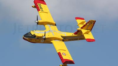 I-DPCC - Canadair CL-415 - Italy - Protezione Civile