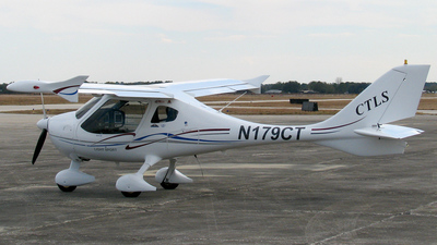 N179CT - Flight Design CTLS - Private
