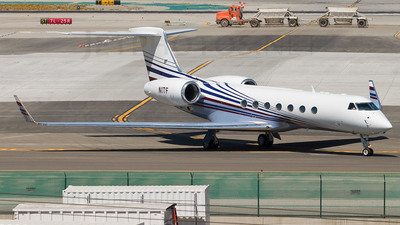 N1TF - Gulfstream G550 - Private
