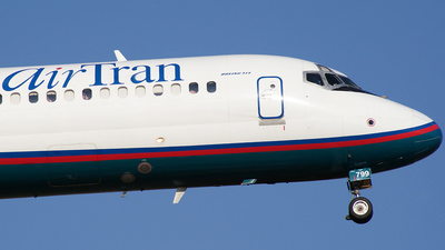 N937AT - Boeing 717-231 - airTran Airways