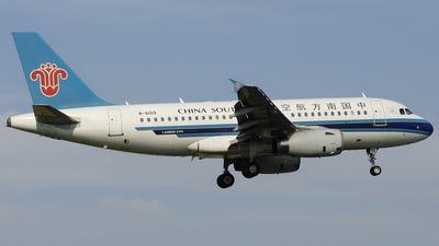 B-6019 - Airbus A319-132 - China Southern Airlines